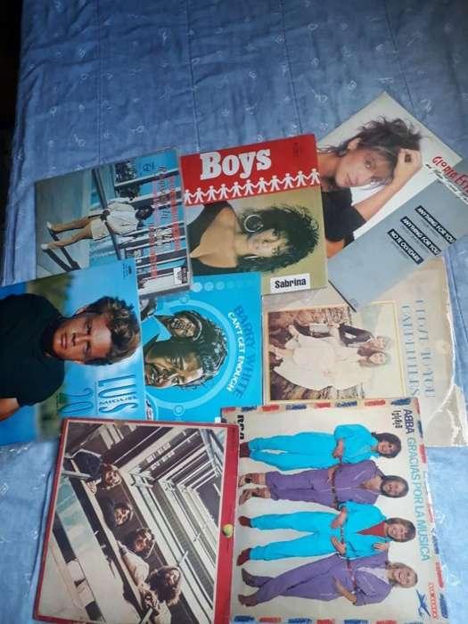 Colección de Discos de Vinilo Lp