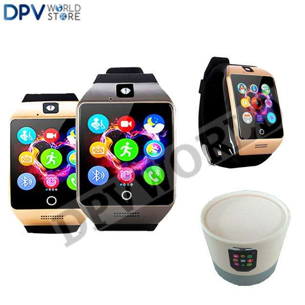 Smartwatch Android Chip Camara Bluetooth Samsung Xiaomi