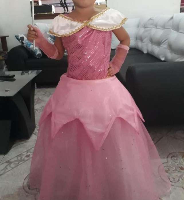 Disfraz de Princesa Aurora