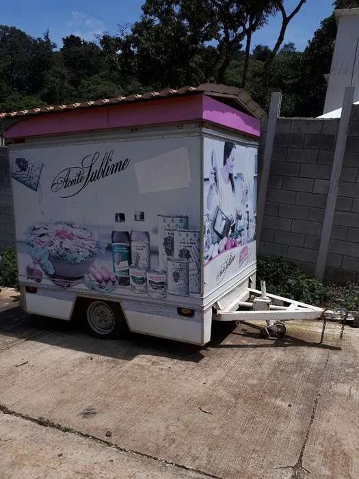 Carreton Tipo Food Truck