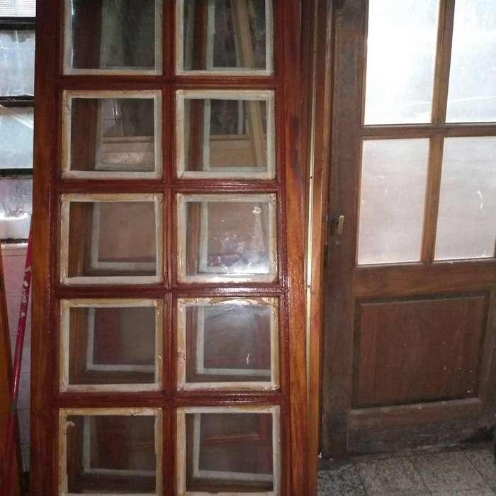 Puerta Ventana Cedro