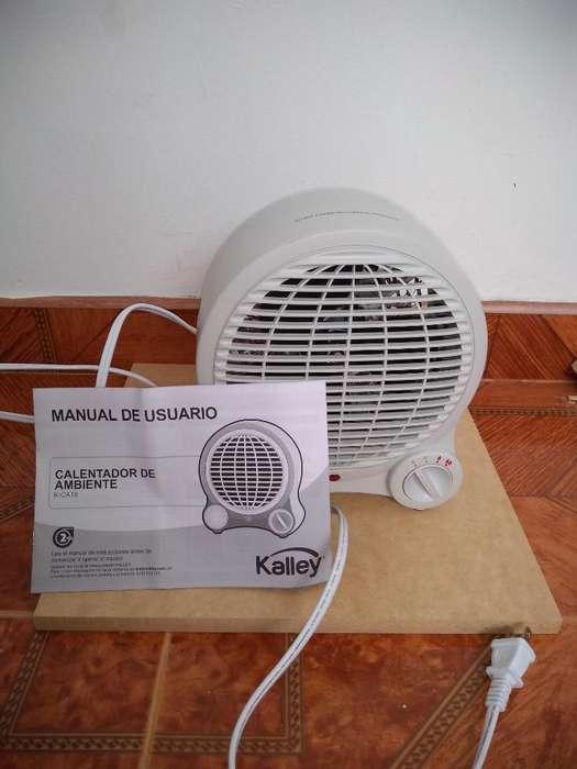 Calefactor de Aire Kalley 1500w