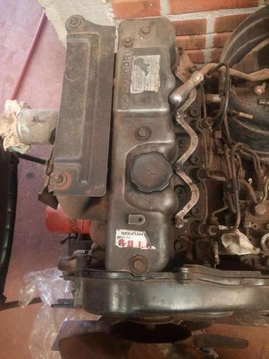 Motor <strong>hyundai</strong>