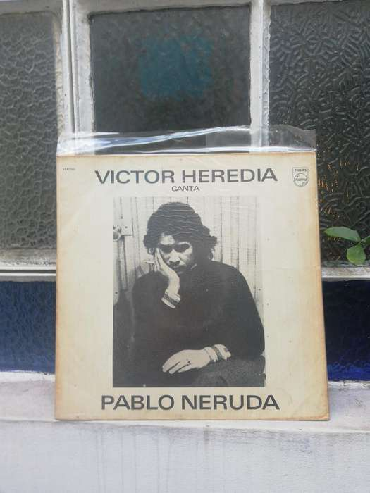 Disco de Vinilo Victor Heredia