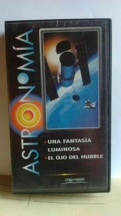 Coleccion Vhs Astronomía