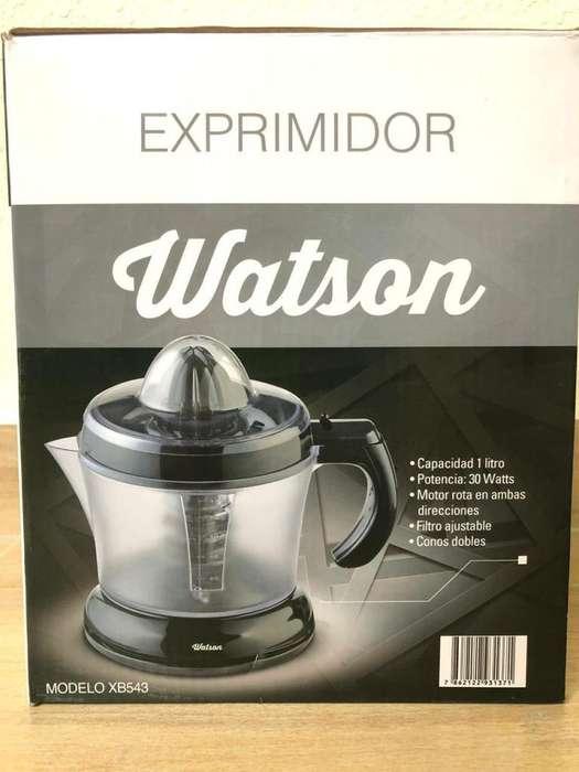 Exprimidor De Citricos Marca Watson
