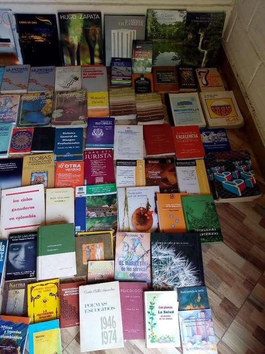 Lote de Libros Buenos