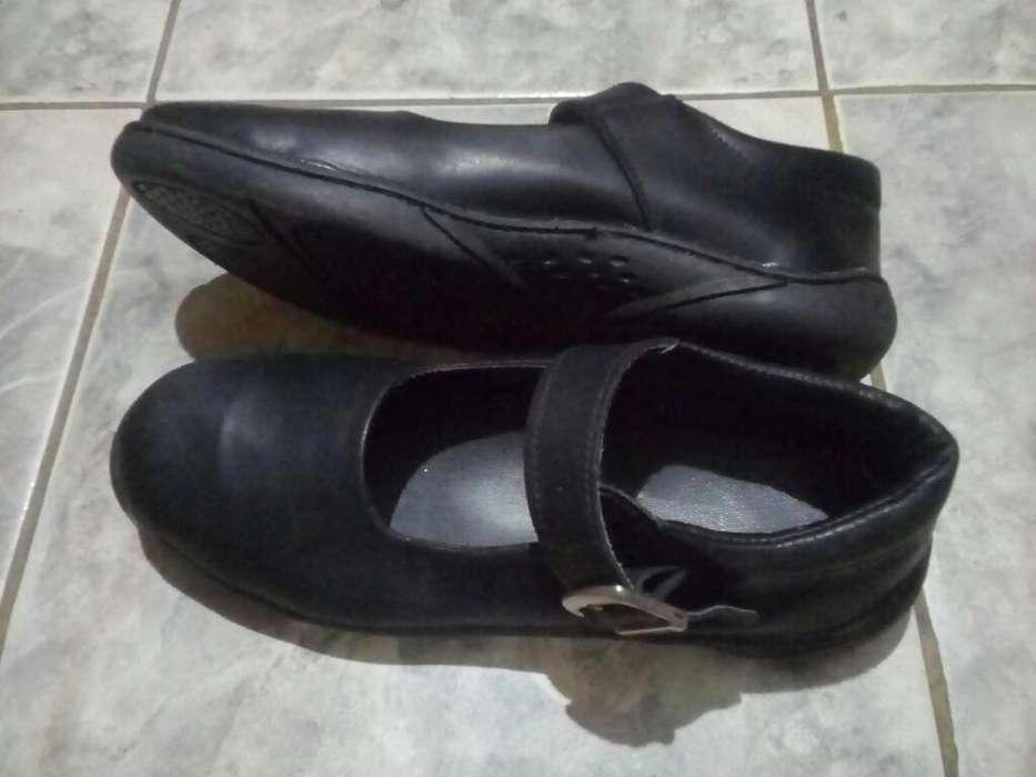 Zapatos Escolares Nena N:37
