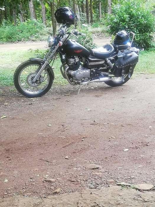 Honda Rebel 250cc 2002