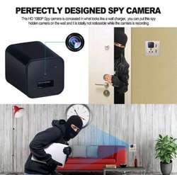 Cámara de Vigilancia Tipo Cargador.