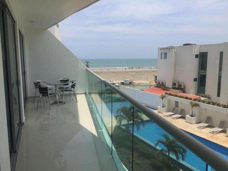 Cod. ABARE79100 Apartamento En Arriendo En Cartagena Cielo Mar