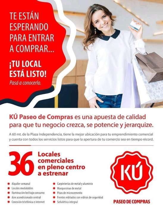 Paseo de Compras Ku