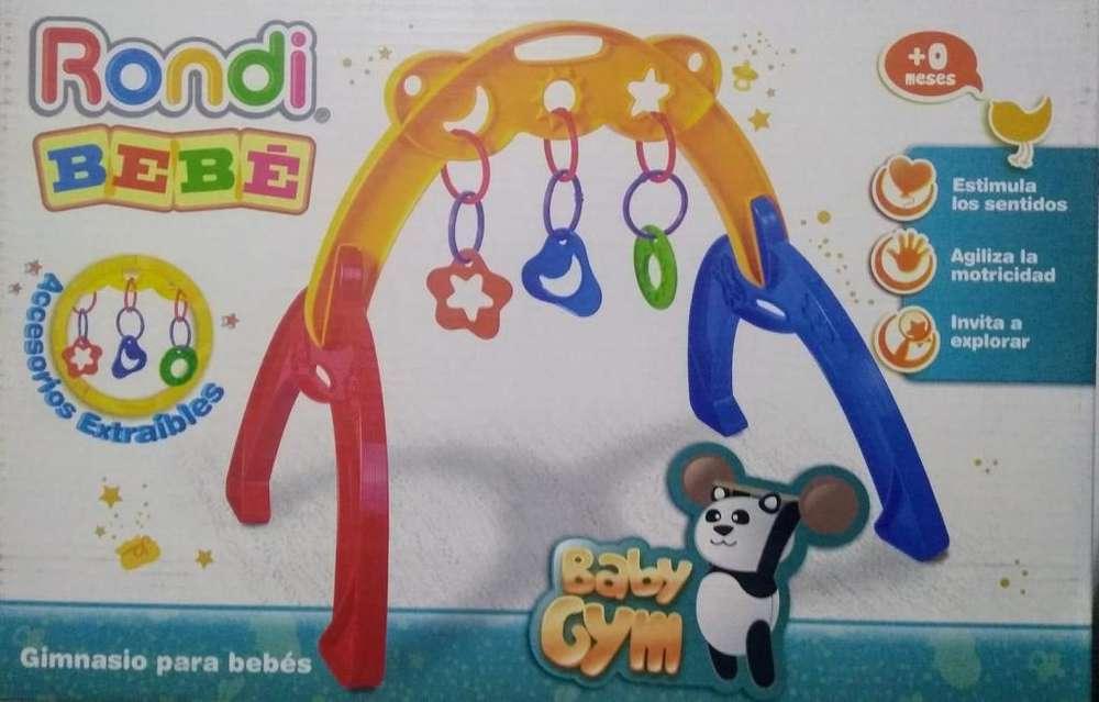 Gimnasio Baby gym Rondi productos nuevos