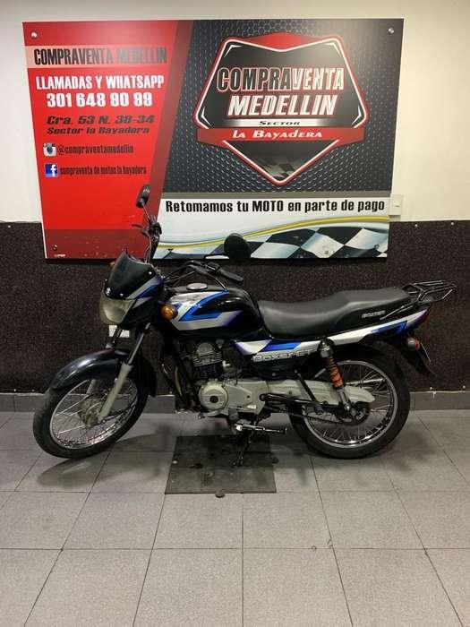 BOXER CT 100 MODELO 2009 TRASPASOS INCLUIDOS SOAT Y TECNO AL DIA PRECIO NEGOCIABLE