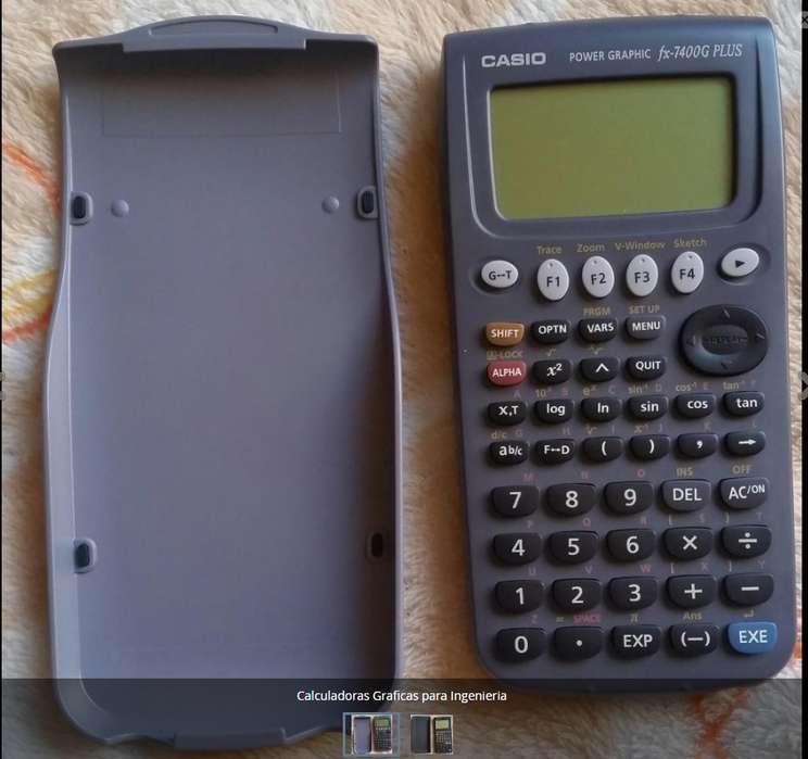 Calculadoras Graficas en Ica