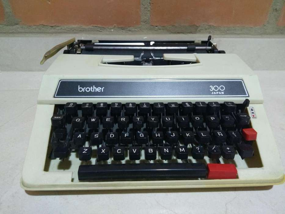 Maquina De Escribir Brother