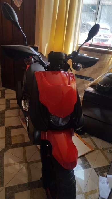 Vendo Moto Custom