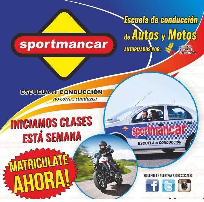 Cursos para conducir moto y carro