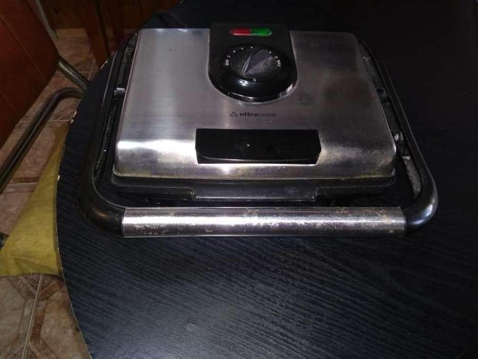 Parrilla electrica Ultracomb