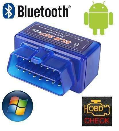 Scanner automotriz OBD2 v2.1 Bluetooth