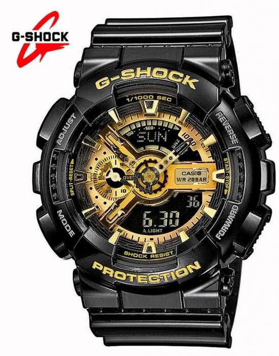 Reloj G Shock. Nuevos