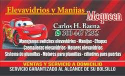 Switche Elevavidrio Chevrolet Sail