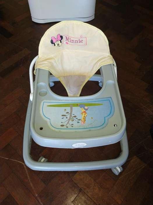 Andador de Minnie Original Como Nuevo!!!