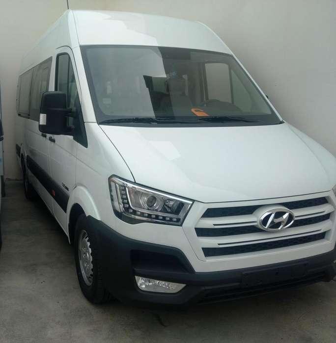 Hyundai H350 Solati DO 2020 full equipo stock limitado