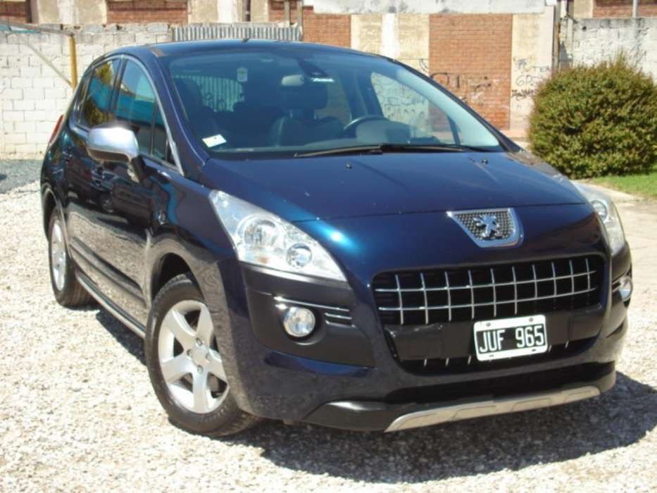 Peugeot 3008 2011 - 114000 km