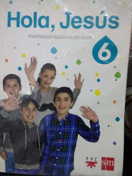 Libro Hola Jesus 6