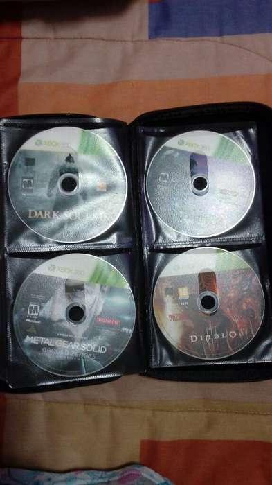 Juegos Orig Xbox 360