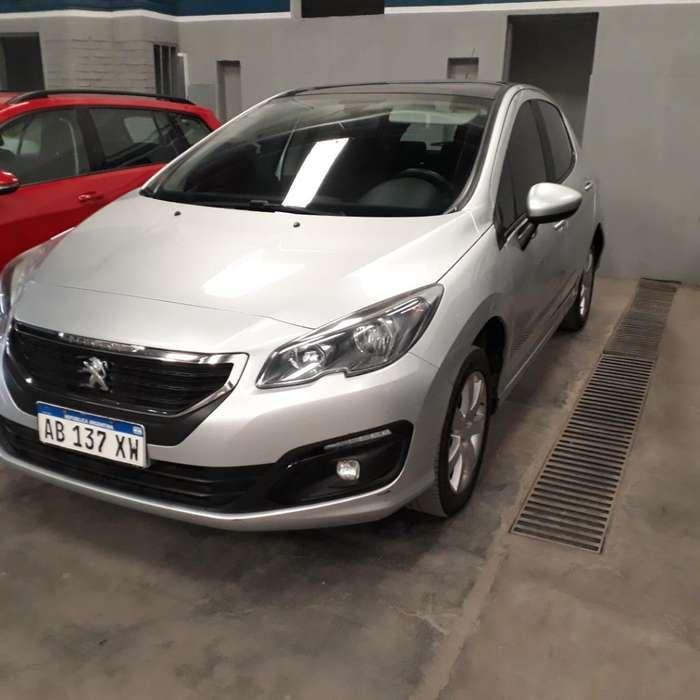 Peugeot 308 2017 - 70400 km