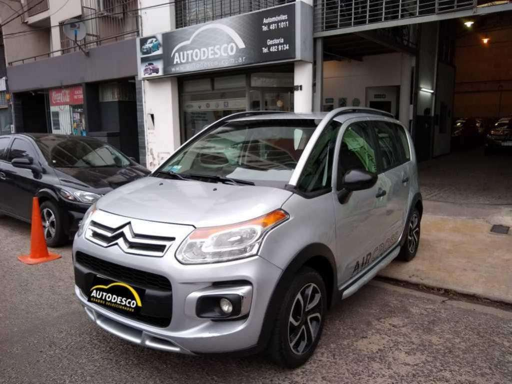 C3 Aircross 1.6 sx 2011 unica! 68.000 kms , Autodesco