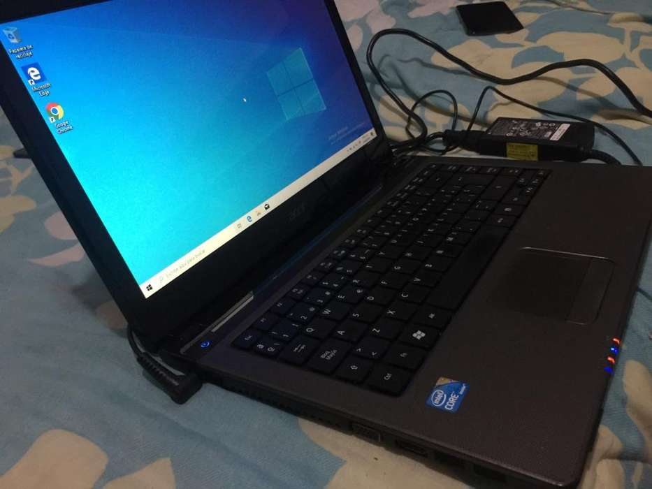 Excelente portatil Acer Core I3