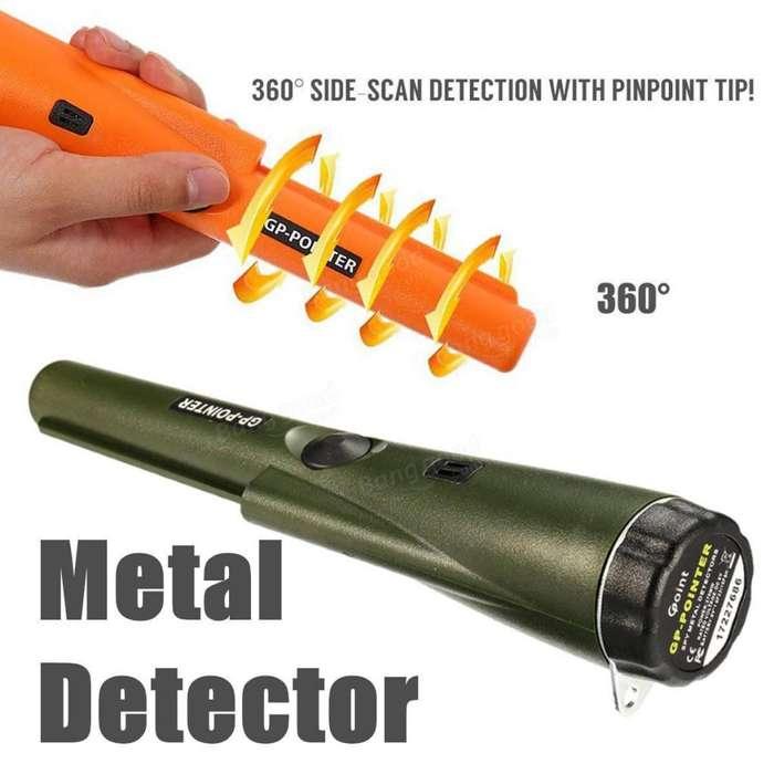 Detector de Metales Gp Pointer.Mejorado 2019, mejor calidad y alcance.