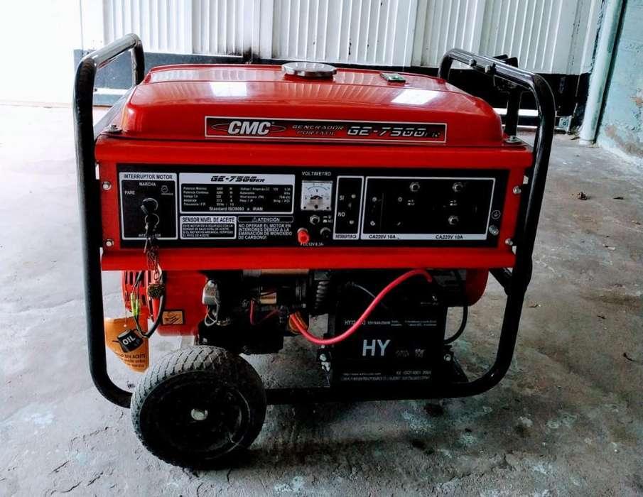 Grupo Electrógeno Cmc Ge 7500