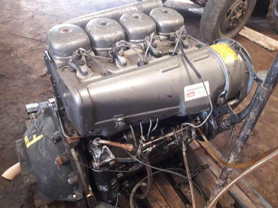 Vendo Motor Deutz 4 Cilindros. Muy Buen