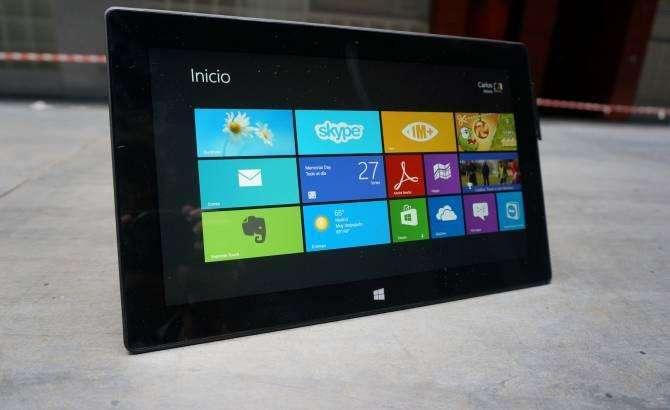 SURFACE Tablet Microsoft 10 pulgadas Tactil Windows
