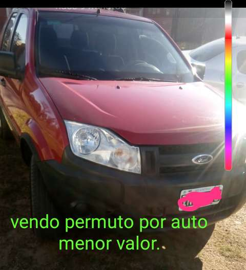 Ford Ecosport 2010 - 127000 km