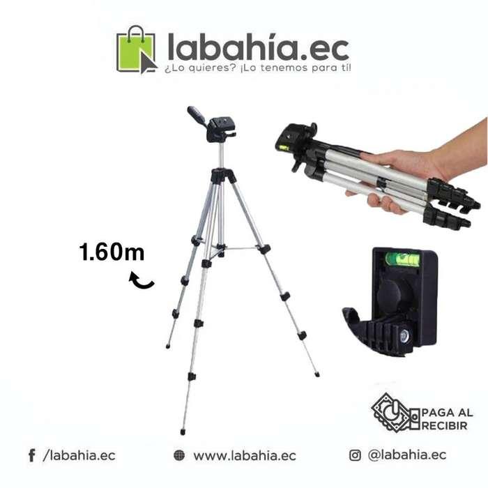 Tripode 160 cm para cámara profesional