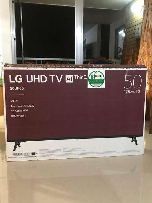Tv Lg 50 Pulgadas Uhd 4K