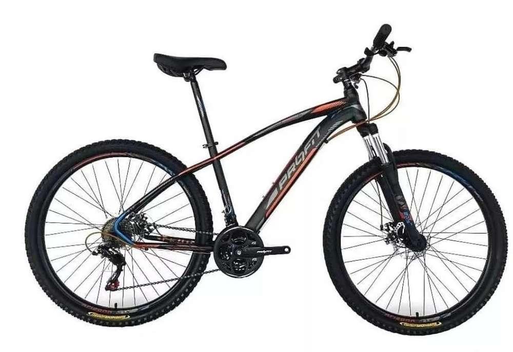 Bicicleta MTB PROFIT ARIZONA Z10 7 VEL
