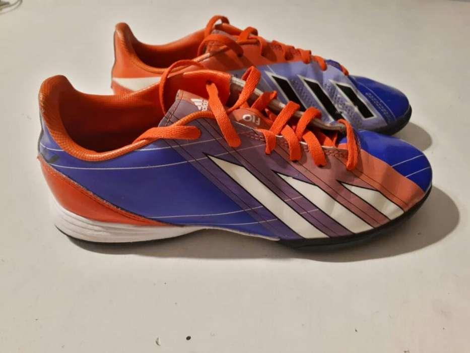 Botines Adidas Messi 36