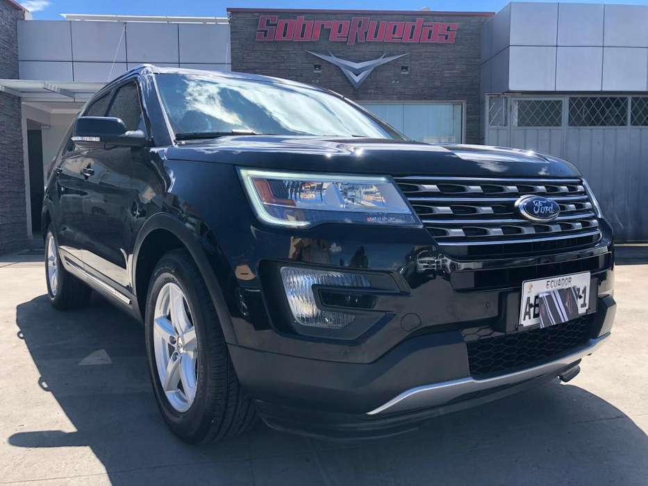 Ford Explorer 2016 - 40800 km