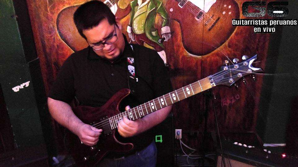 Clases Privadas de Guitarra Electrica