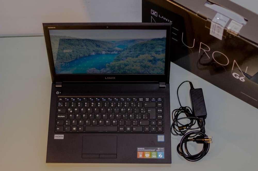 PC Portátil Lanix Neuron G6 - B18I5
