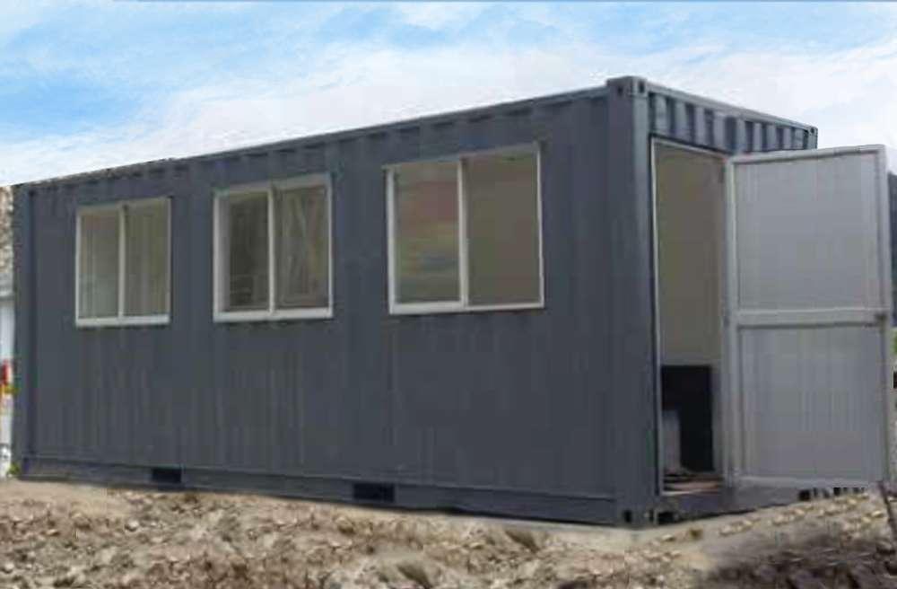 Oficina Container 20 pies