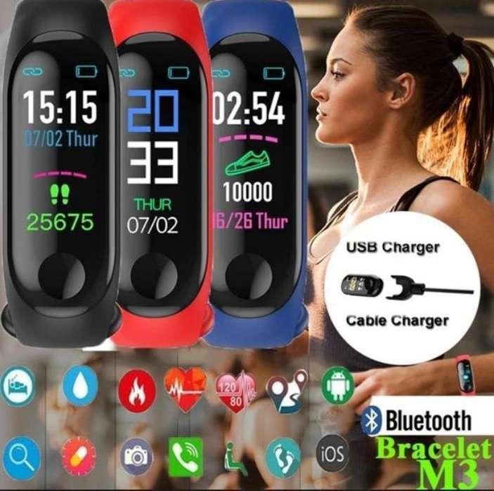 Reloj Inteligente Bluetooth