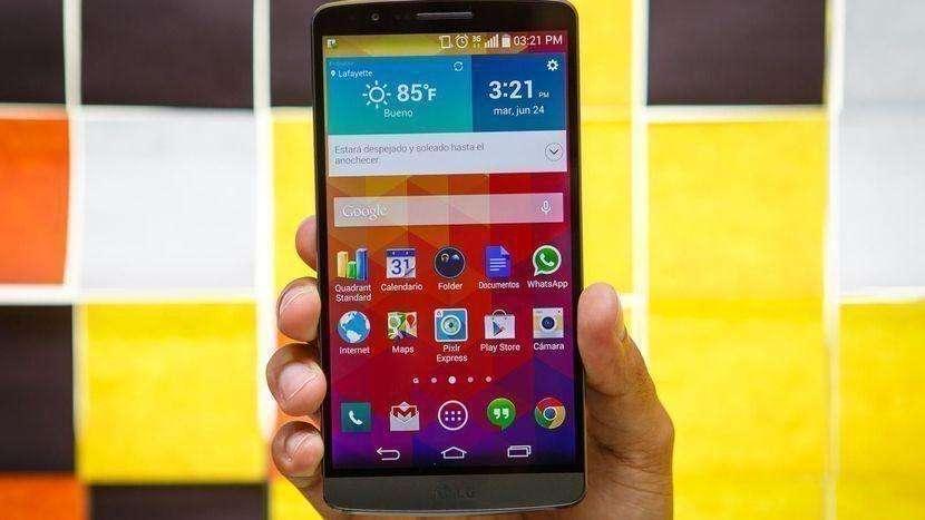 LG G3 HD 4G LTE SEMINUEVO.