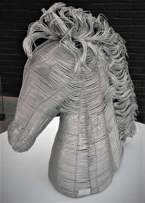 Escultura en alambre